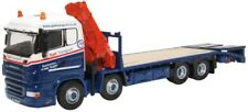 OXFORD 76SCL004 1/76 SCANIA CRANE LORRY GALT TRANSPORT
