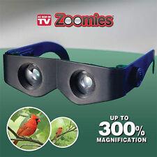 Zoomies Hands Free compact Binoculars upto 300% Magnification BUY 1 GET ONE FREE