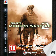 Jeu PS3 Call of Duty Modern Warfare 2 - COD MW2 - PlayStation 3