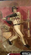 Chipper Jones, Atlanta Braves baseball figure, McFarlane's toys 2002