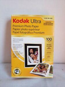 "KODAK Photo Paper Gloss 4"" x 6"", 100 count, Ultra Premium 280G, 1833987"