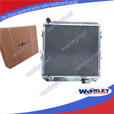 For TOYOTA SURF Radiator HILUX 2.4/2.0 LN130 Aluminum AT/MT