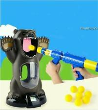 New Blakjax Batteries Electronic Target Shooting Game Hungry Bear Games set