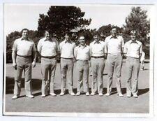 1975 Press Photo Scotland team, European Team Golf Championships, Killarney