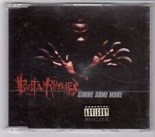 (GJ929) Busta Rhymes, Gimme Some More - 1998 CD