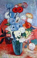 """Van Gogh reproductions Oil Painting - Still Life - size 24""""x36"""""""