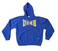 VTG UC Santa Barbara Men's Russell Athletic Hoodie Sweatshirt Size XL