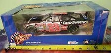 NASCAR 2003 WINNERS CIRCLE 1/18 SCALE BLACK CAR #29 KEVIN HARVICK No 21451 0001