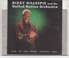 Dizzy Gillespie-Live At The Royal Festival Hall cd album