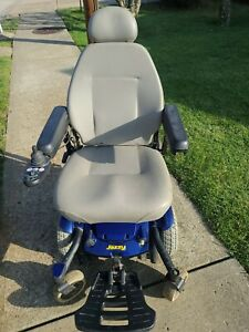 Jazzy Select 6 Electric Wheelchair by Pride with New Battery Tested Working
