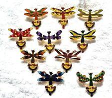 Hard Rock Cafe: 10 Dragonfly Pins (10H)