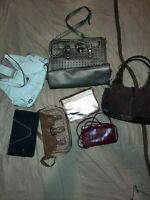 Womens purse lot womens bags/wallets lot of 7