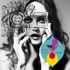 VANESSA PARADIS - LOVE SONGS  (2 CD)  20 TRACKS POP  NEU