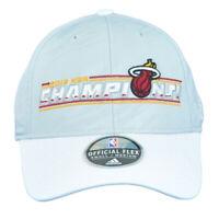 NBA Adidas Miami Heat Champions 2013 Structured Flex Fit Large/X-Large Hat Cap