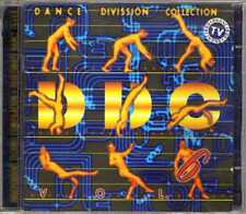 Compilation- Dance Divission Collection DDC Vol. 6 (2CD) 1996 Pink Records Spain