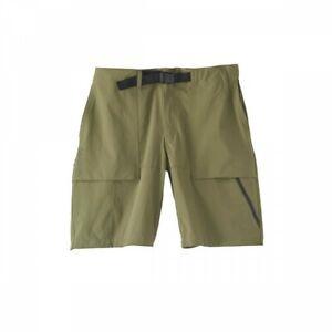 Daiwa DP-89020 Light Cargo Shorts Olive M From Stylish anglers Japan