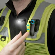 SPOT ON PRO Dual White LED Dock Light Peli Pelican Style Torch Police Ambulance