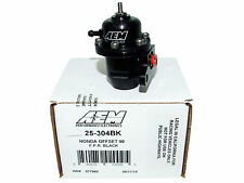 AEM 25-304BK Fuel Pressure Regulator for Honda/Acura F22B1 F22B2 D16Y8 B20B4
