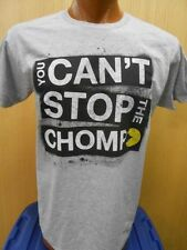 Mens Licensed Pacman You Can't Stop The Chomp Shirt New L