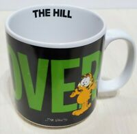 "Vintage 1978 Garfield Cat ""Over the Hill"" Birthday Ceramic Coffee Mug Cup"