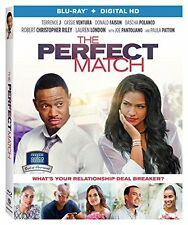 The Perfect Match (Blu-ray)
