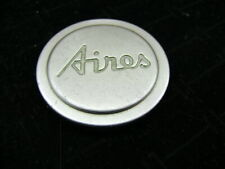 Aires 44mm slip on aluminum lens cap.
