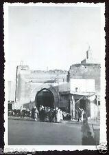 Maroc . Meknès . la Médina . photo de 1950