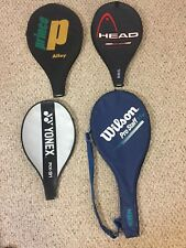 Wilson Head Yonex Prince Bag Case Cover Tennis Racket Bags Cases Protect Frame