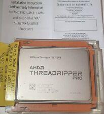 Amd Ryzen Threadripper Pro 3975WX 32 cores 64 Threads Socket WRX80
