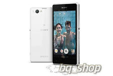 Sony XPERIA Z1 Compact D5503 White (FACTORY UNLOCKED) 20.7MP Phone By FedEx