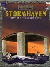 Las ciudades de fantasía: stormhaven-ciudad De Mil Mares