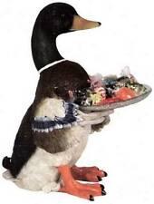 MALLARD DUCK HOLDING TRAY - CANDY DISH - ADORABLE!!!!