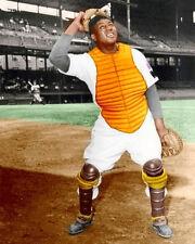 Josh Gibson #1 Photo 8x10 - Negro Leagues  COLORIZED