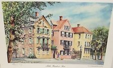"ED EMERSON ""LITTLE RAINBOW ROW"" HAND SIGNED IN PENCIL COLOR LITHOGRAPH"