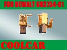 Carbon Brushes For Dewalt Battery driver 18V DC520 DC490 DC984 DC980 DW927 DW999