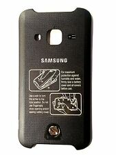 Original Genuine OEM AT&T Samsung Galaxy Rugby Pro i547 Battery Door Back Cover
