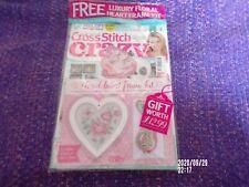 Cross Stitch Crazy Magazine Issue 202 May 2015 New