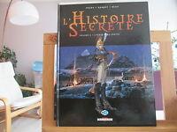 L'HISTOIRE SECRETE T6 REEDITION TBE/TTBE L'AIGLE ET LE SPHINX