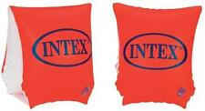 NEW Intex Swimming Safety Deluxe Arm Bands Inflatable Training - Ages 3-6 years
