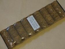 """54 Rod Building Wrapping Corks4US 1 1/4""""x1/2""""x1/4"""" Burl Cork rings Cloud"""
