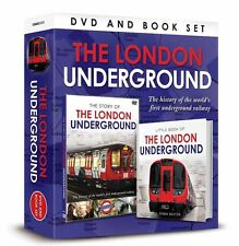 Story of The London Underground 5060294375920 DVD Region 2