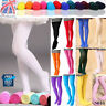 14 Colours UK Girl Kid Tights Opaque Pantyhose Ballet Dance Socks  Age 4-12 S016