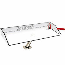 """Magma Boat Marine 31"""" Bait/Filet Mate Fish Cleaning Cutting Table Board & Mount"""