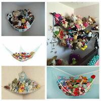 Kids Toy Hammock Net Sundries Organizer Storage Jumbo Doll Animal Bed Holder Bag