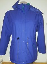 Cabela's Gore-Tex Women's Winter Coat Purple 100% Goose Down Size Small S