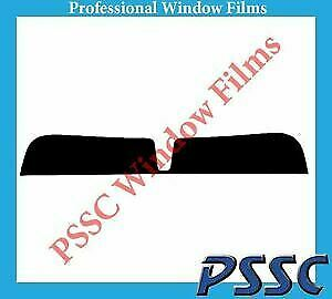 PSSC Pre Cut SunStrip Car Auto Window Films - Chevy Sonic 2011-Current