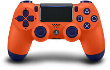 Sony Dualshock 4 PlayStation 4 Wireless Controller for PS4, Sunset Orange (2G)