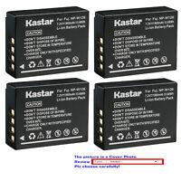Kastar Battery Replacement for Fujifilm NP-W126 W126S BC-W126 & Fujifilm X-T3