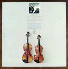 Walton: Viola & Violin Concertos ~ LP ~ Angel S-36719 ~ Yehudi Menuhin