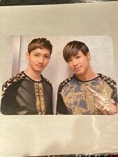 Tvxq Dbsk Catch Me Yunho Changmin Official Photocard Card Us Seller